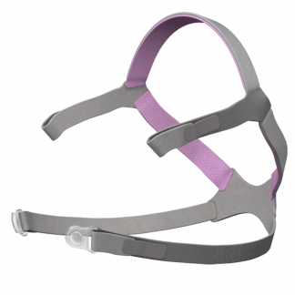 AirFit™ N10 Headgear For Her Pink