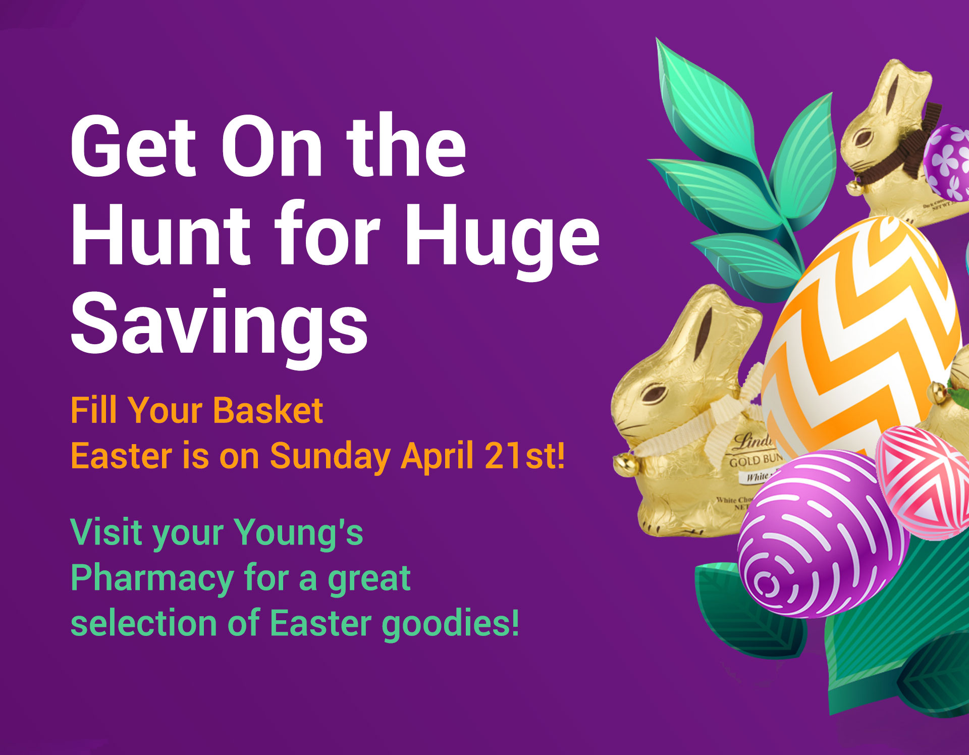 Get on the Hunt for Huge Savings!