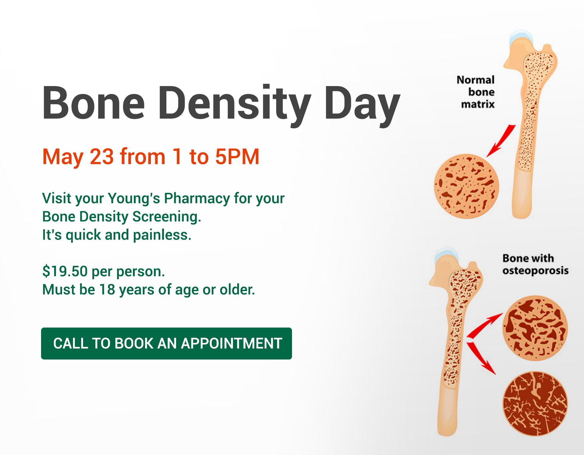 Bone Density Day