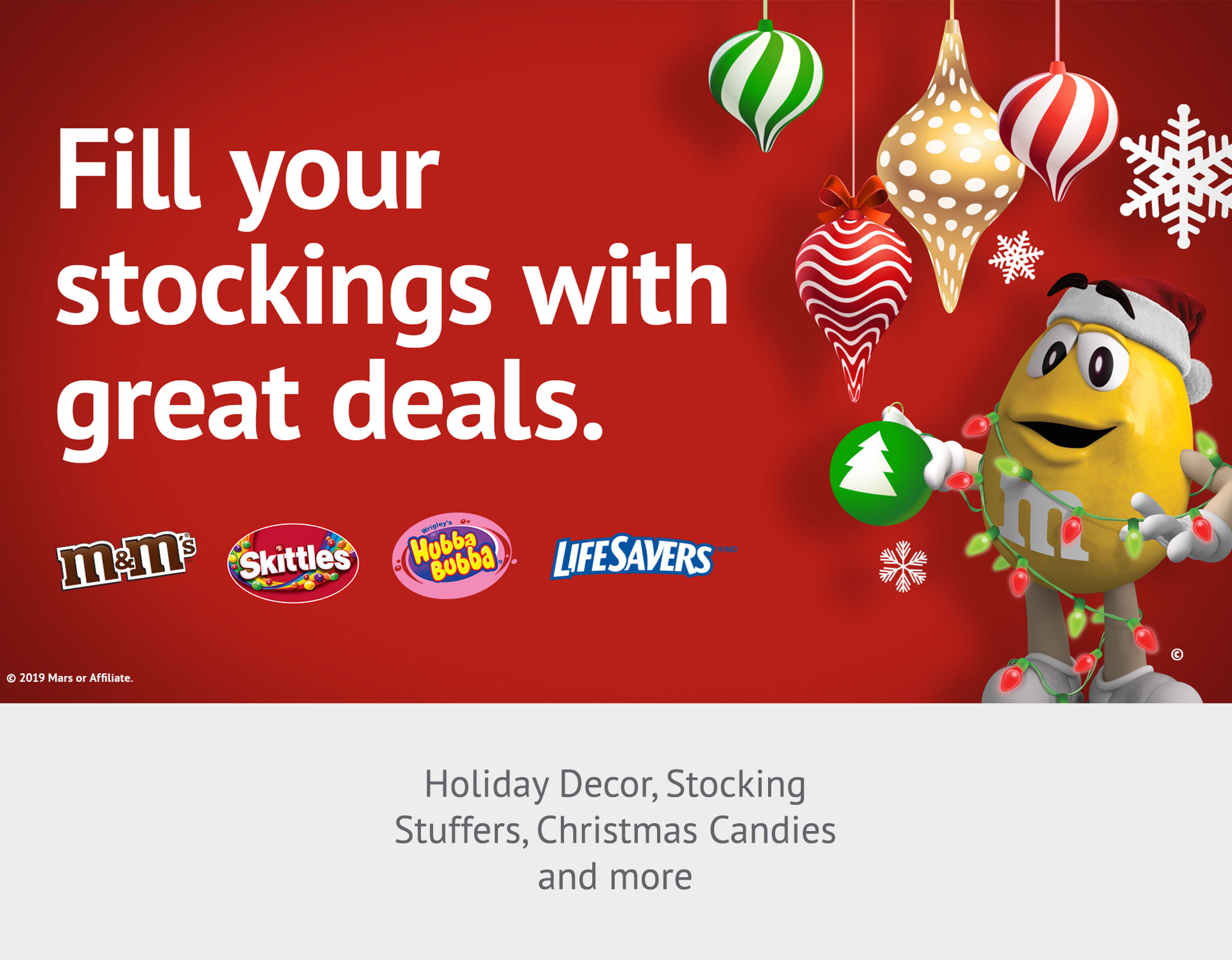 Fill Your Stockings with Great Deals