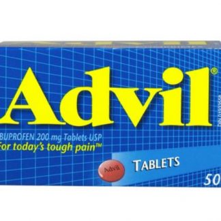 Advil 200MG 70 Mini Gels