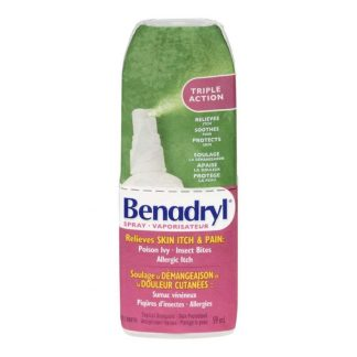 Benadryl Itch Spray 59ML