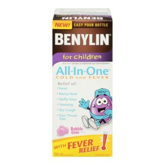 Benylin All In One – Child 100ml