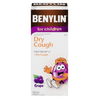 Benylin DM Liquid For Children 100ML