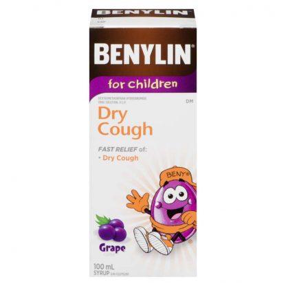Benylin DM Liquid For Children 100ML