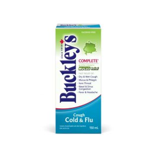 Buckleys Complete Cold & Flu + Mucous 150ML