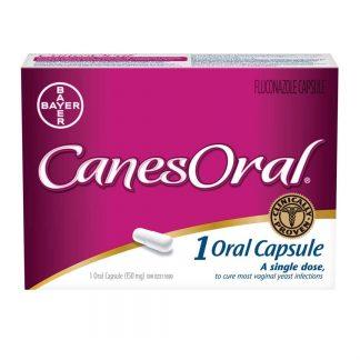 Canesoral Caps 1 Oral Capsule