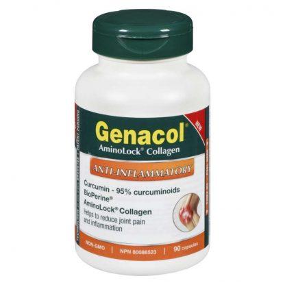 Genacol Anti-Inflammatory Caps 90