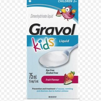 Gravol Kids Liquid 75ML