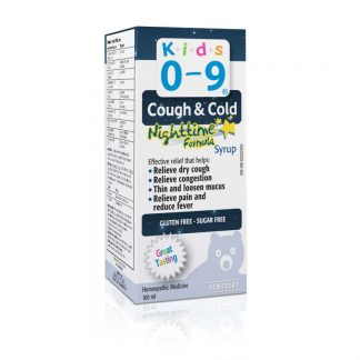 Kids 0-9 Night Cough & Cold 100ML