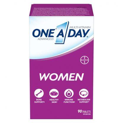 One A Day Vitamin Women's Multi 90 Tab