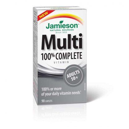 Jamieson Vitamin Complete Multi Adults 90 Cap