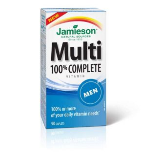 Jamieson Vitamin Complete Multi Men 90 Cap