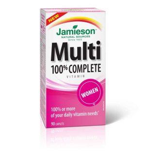 Jamieson Vitamin Complete Multi Women 90 Cap