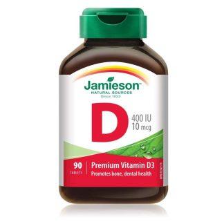 Jamieson Vitamin D 400IU 90 Cap