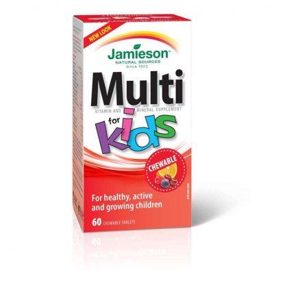Jamieson Vitamin Potassium 100MG 100 Cap